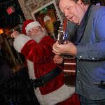 Santa Claus and John Darnell.