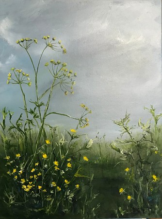 Flowers of the  Field by Mary Bommarito