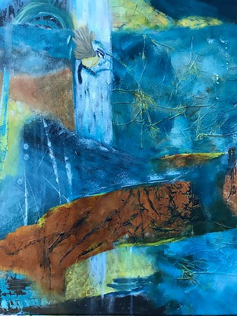 Hope Springs  Eternal by  Beverly Bley