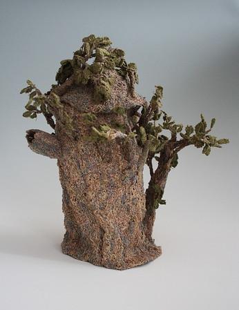 Elm Tree Teapot