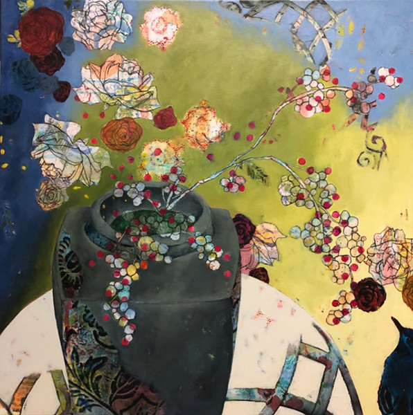 Garden Tapestry - Merit Award