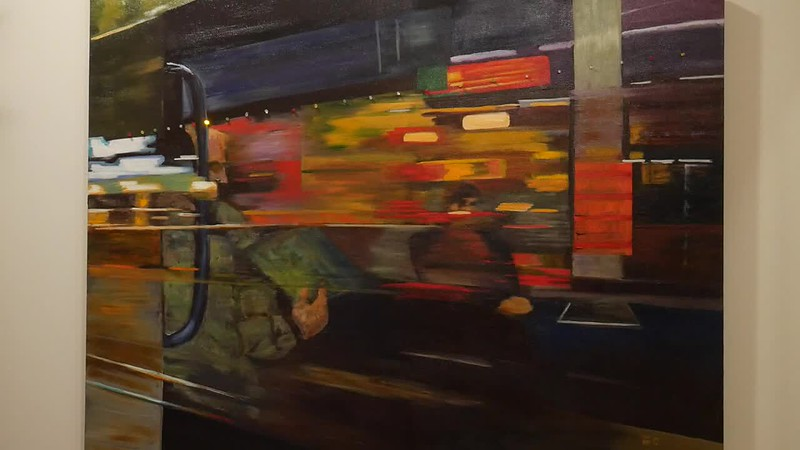 Reflection in Transit - Juror Award