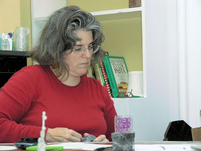 Mary MaloneyHuss