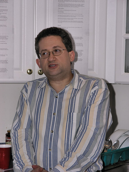 Winter 2006 Game - Jeff Grossman