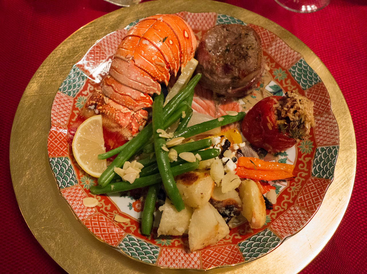 """""""Surf and Turf""""!! So excellent!"""