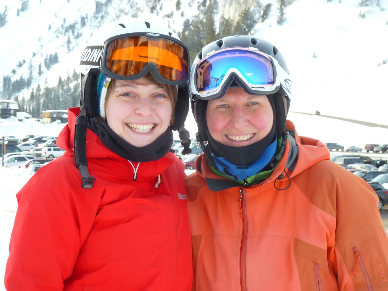 Miriam and Annette