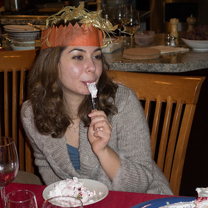"""Elif, John's niece, the """"Queen of Cream""""!!"""