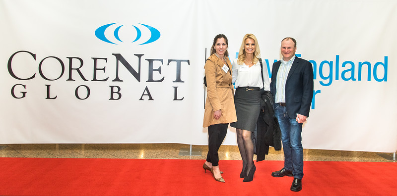 CoreNet Annual Meeting 2019 Seaport World Trade Center, Boston MA