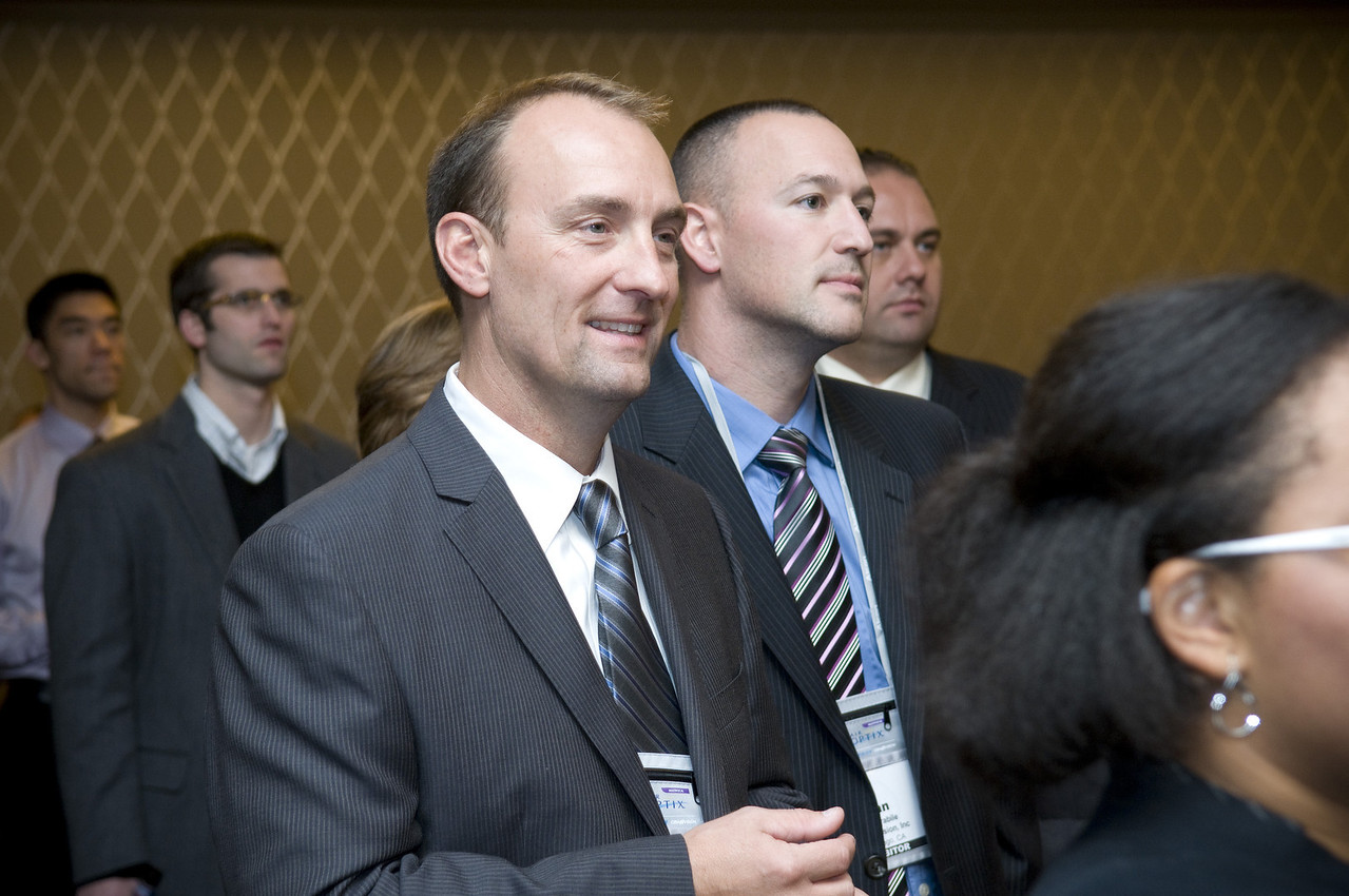 AOF - Carl Zeiss Fellow reception