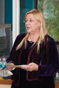 Lori Carlson, Volunteer Coordinator