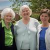 Cathy Contey, Eva Humbach and Kristina Vilonen