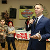 State Rep. Jim Arciero held his annual Sun Santa/Toys for Tots fundraiser at the Franco American Club in Westford on Thursday night, December 7, 2017. Arciero thanks everyone for all they did and for showing to help support a great event. SUN/JOHN LOVE