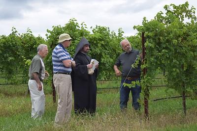 Annual Vineyard Blessing