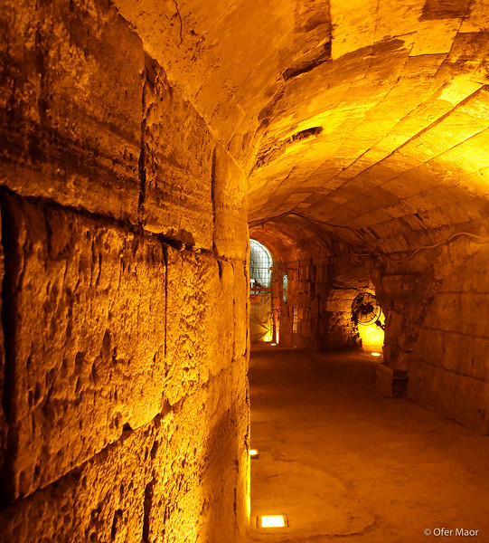 The Cotel Tunnels
