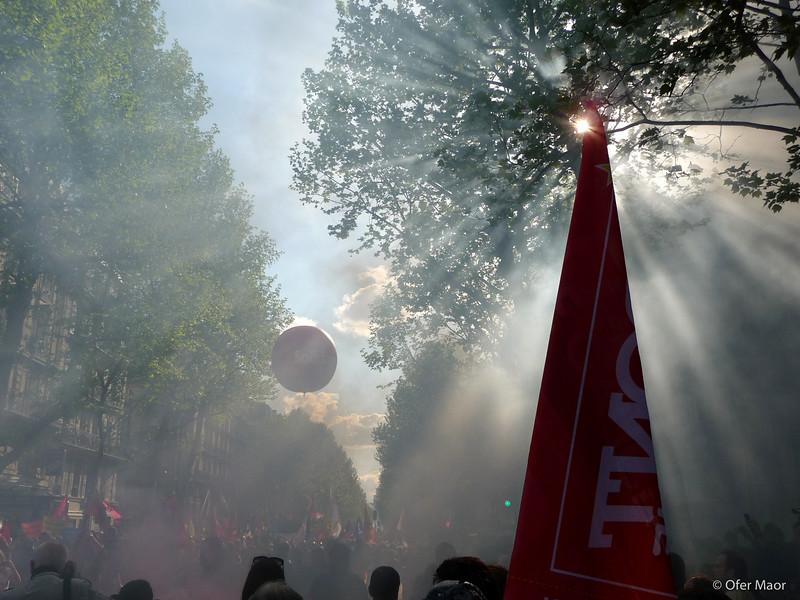 May 1st March - Smoke!