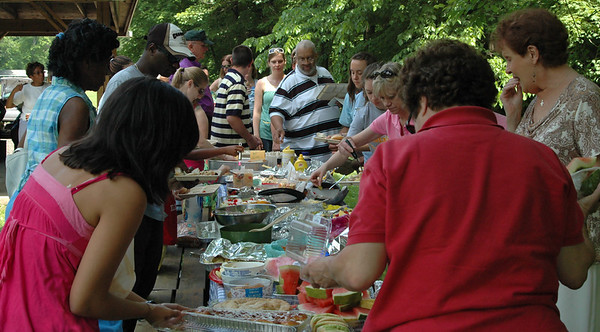 Church Picnic 2009