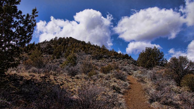 Schonchin Butte Lookout - Lava Beds National Park