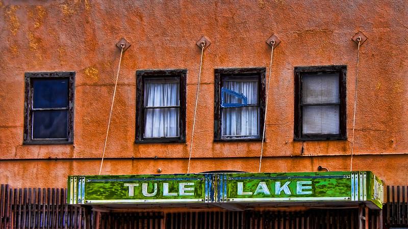 Downtown Tule Lake