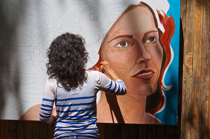 Oregon Country Fair - Eugene, OR