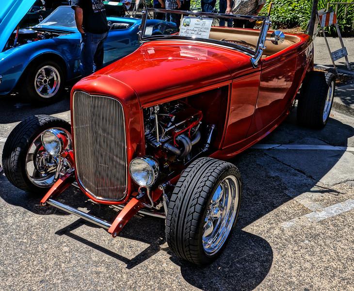 Hot Rod - Petaluma CA  (HDR)