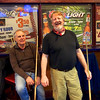 Pool Sharks Jim and Ron