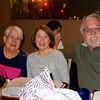 Trish, Nancy and Keith - Diane's Birthday Dinner