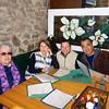 L to R: Trish, Nancy, Diane and Stephen