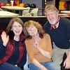 Nancy, Berta and Ron