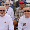 "Santee Old Boys - Back row L to R Keith Aeschliman, Chuck ""Butch Lee. Front row L to R Ken Aeschliman, Gary Greeson"