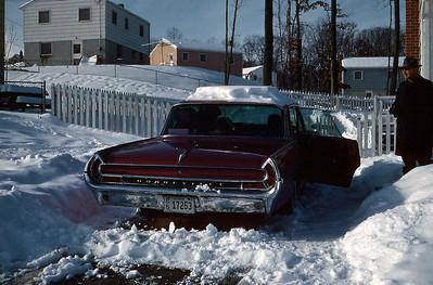 Snow in Virginia