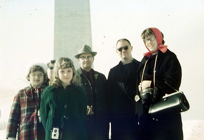 1962 trip to Washington DC