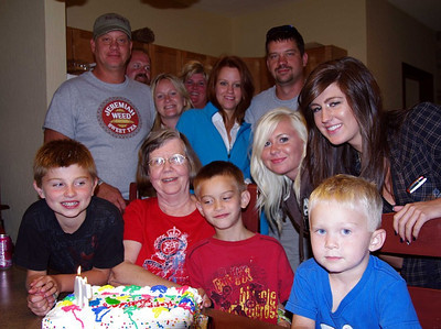 Mom's 70 -July 2009