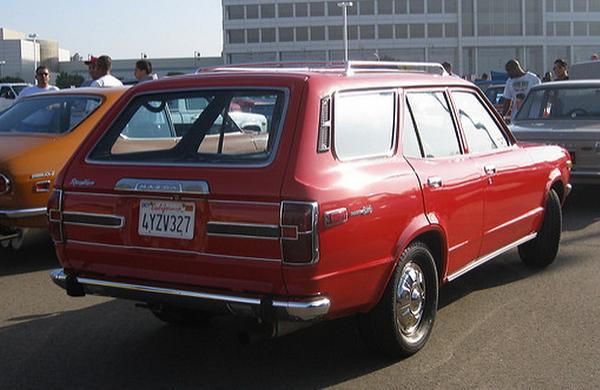 1974 Mazda RX4 (#4)