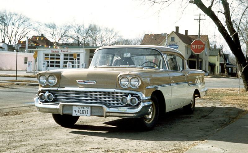 Chevrolet 1958  #1