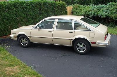 1982 Pontiac Phoenix (#6)