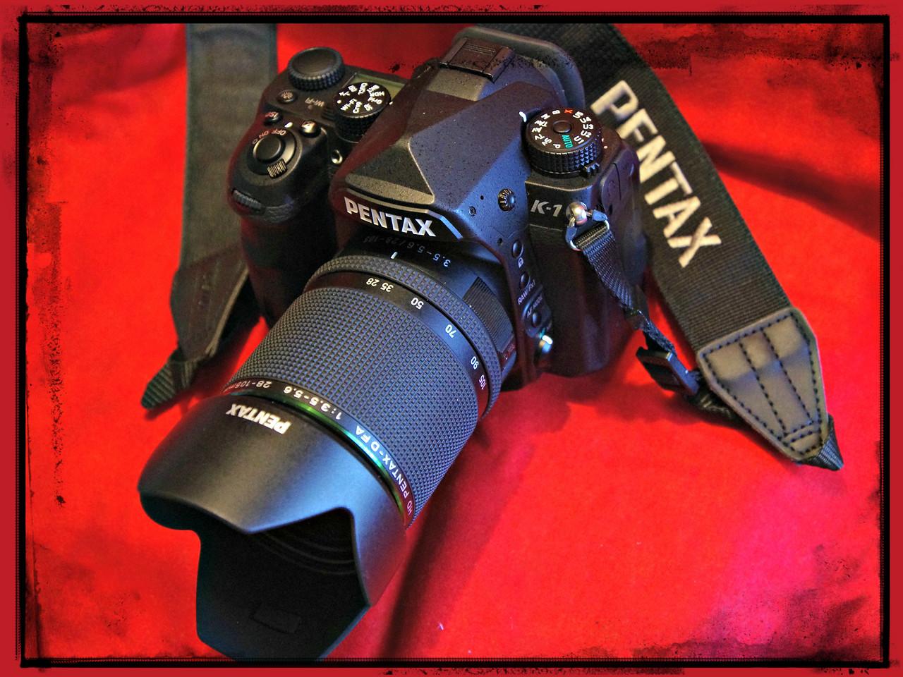 Pentax K-1    -  2016