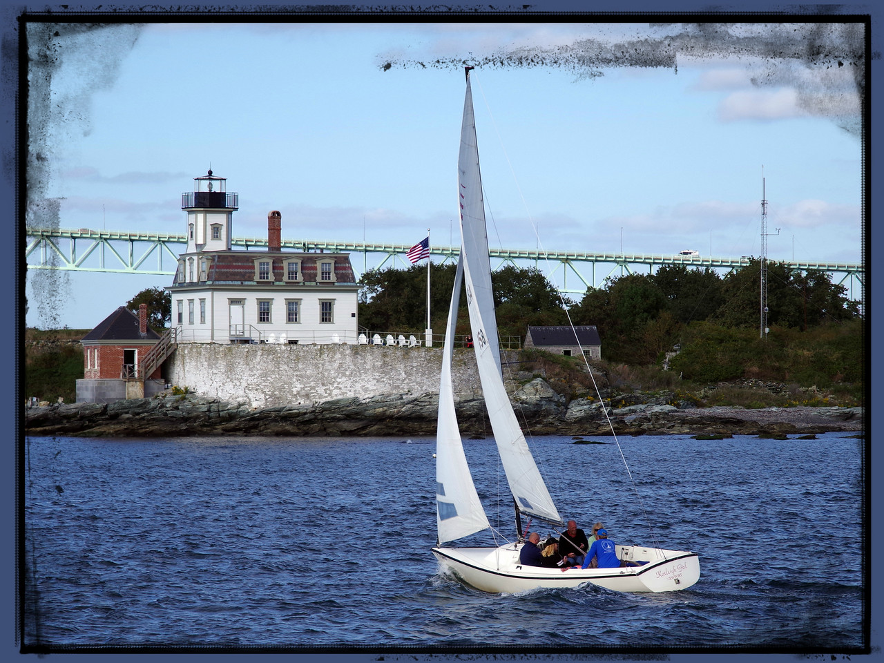 Newport -  Rose Island