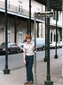 Brian on Bourban St