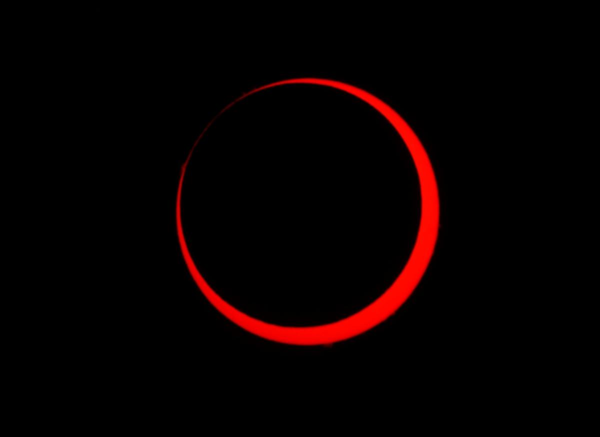 h-alpha eclipse