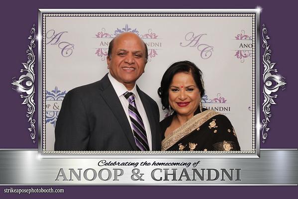 Anoop & Chandi
