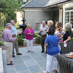 Susan & Bill Yarmuth\'s Gilda\'s Club Dinner hosted by Terri and Steven Bass.