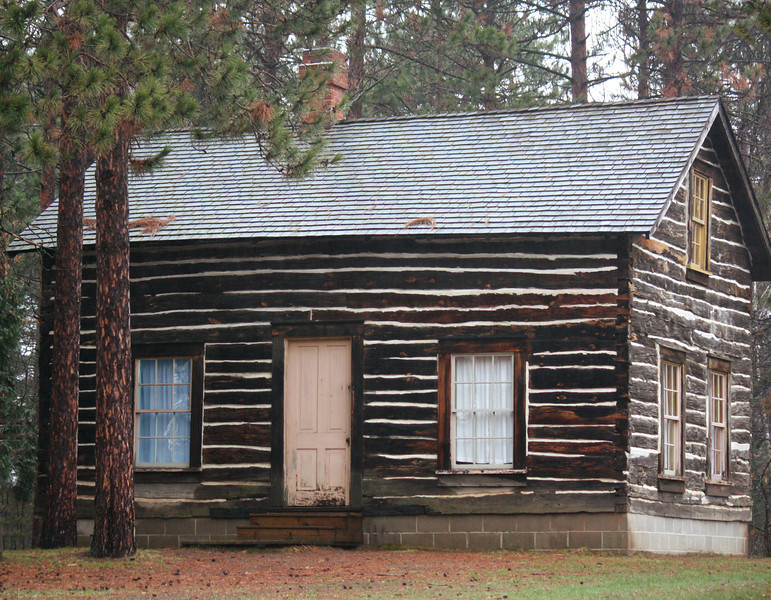 Lars Anderson Cabin