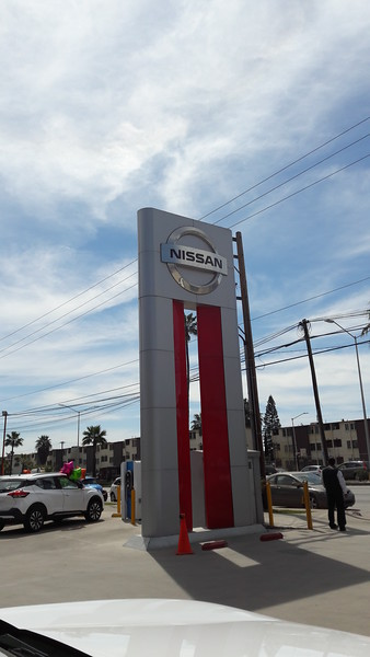 Another Nissan WiFi project in the works, Ensenada