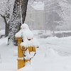 Another storm hit the north central region on Tuesday less then a week after the last storm that dropped 18+ inches on the region. Dont' forget to dig out the fire hydrants near your house. SENTINEL & ENTERPRISE/JOHN LOVE