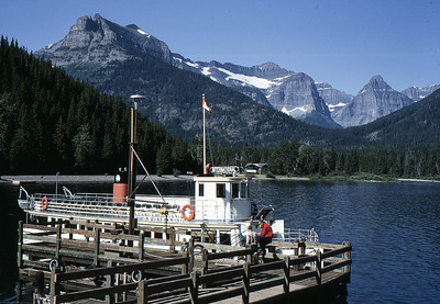 Ferry to Goathaunt, MT