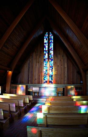 Chapel at Lake Murray State Park, OK