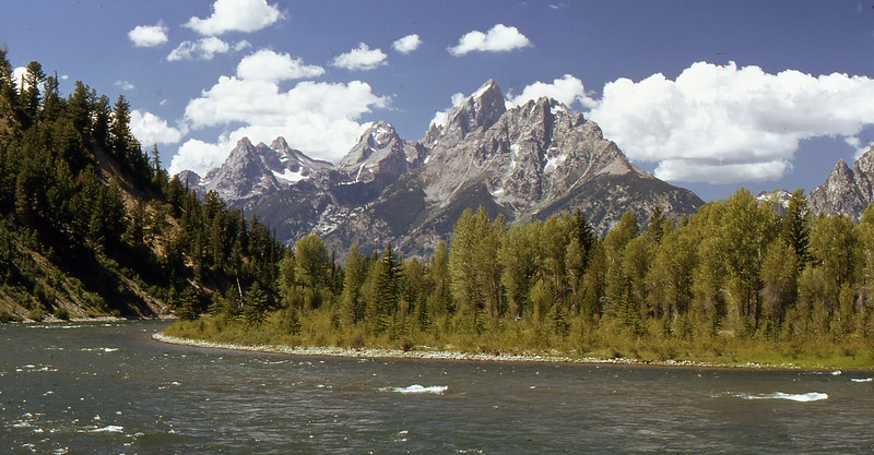 Snake River: Grand Teton National Park, WY