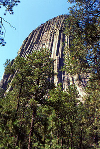 Devil's Tower National Monument, WY
