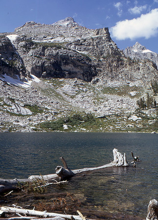 Mountain Lake in the Tetons