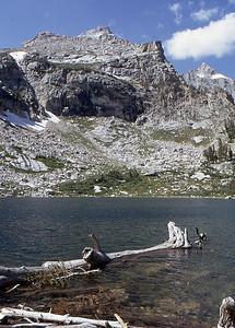 Mountain Lake in the Tetons